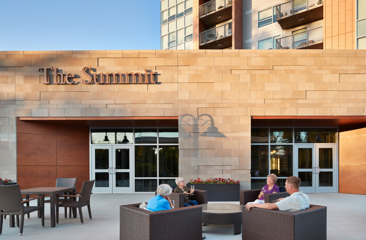 The Summit Patio