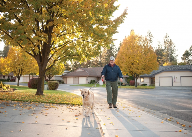 Senior Retirement Living And Continuing Care In Spokane